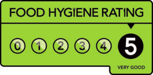 Food Standards Agency Five Star Rating